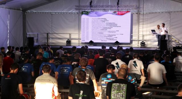Competizione Formula SAE Italy 2019 a Torino, per gli studenti di ingegneria