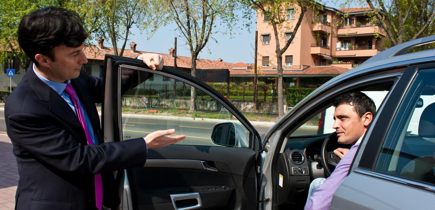 mercato auto concessionari italiani