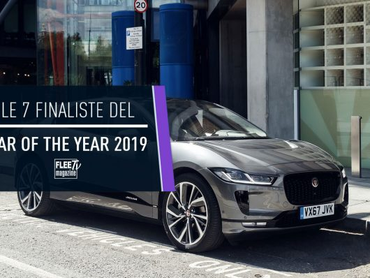 finaliste car of the year 2019