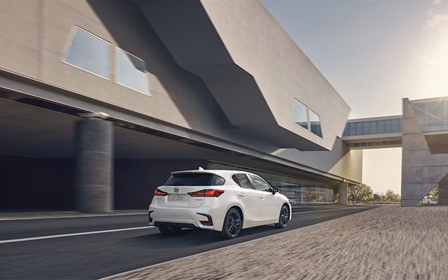 design lexus ct hybrid special edition sport