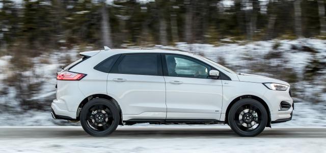 esterni nuova Ford Edge 2019