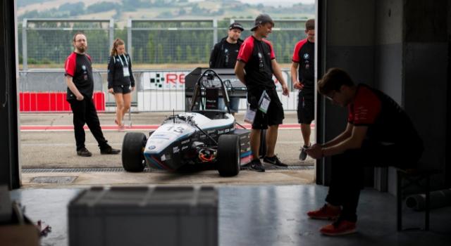 Formula SAE Itali 2019 a Torino, date ufficiali