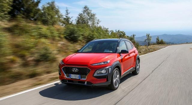 Nuova Hyundai KONA, ecoincentivi insieme all'Operazione Doppio Zero