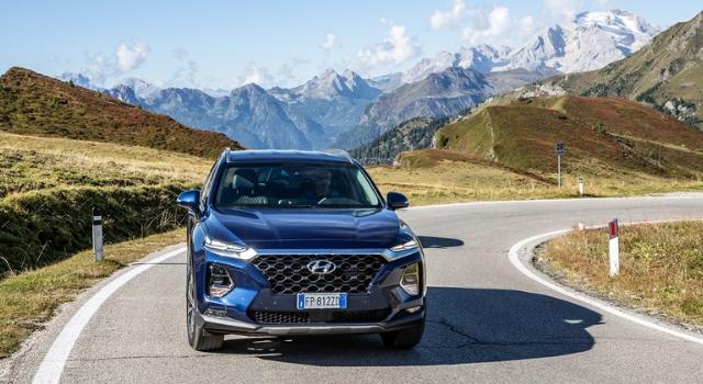 Nuova Hyundai Santa Fe, ecoincentivi insieme all'Operazione Doppio Zero