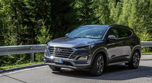 Nuova Hyundai Tucson, ecoincentivi insieme all'Operazione Doppio Zero