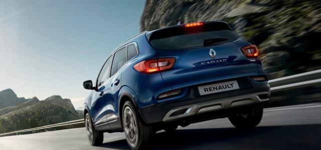 motori nuovo Renault Kadjar