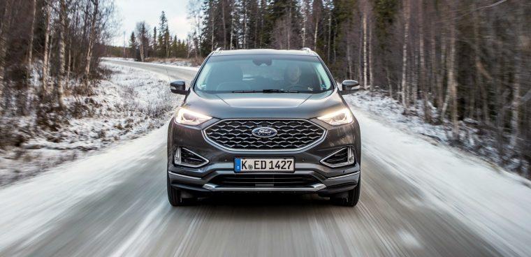 nuova Ford Edge 2019 Vignale