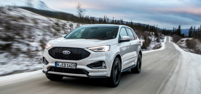 nuova Ford Edge 2019