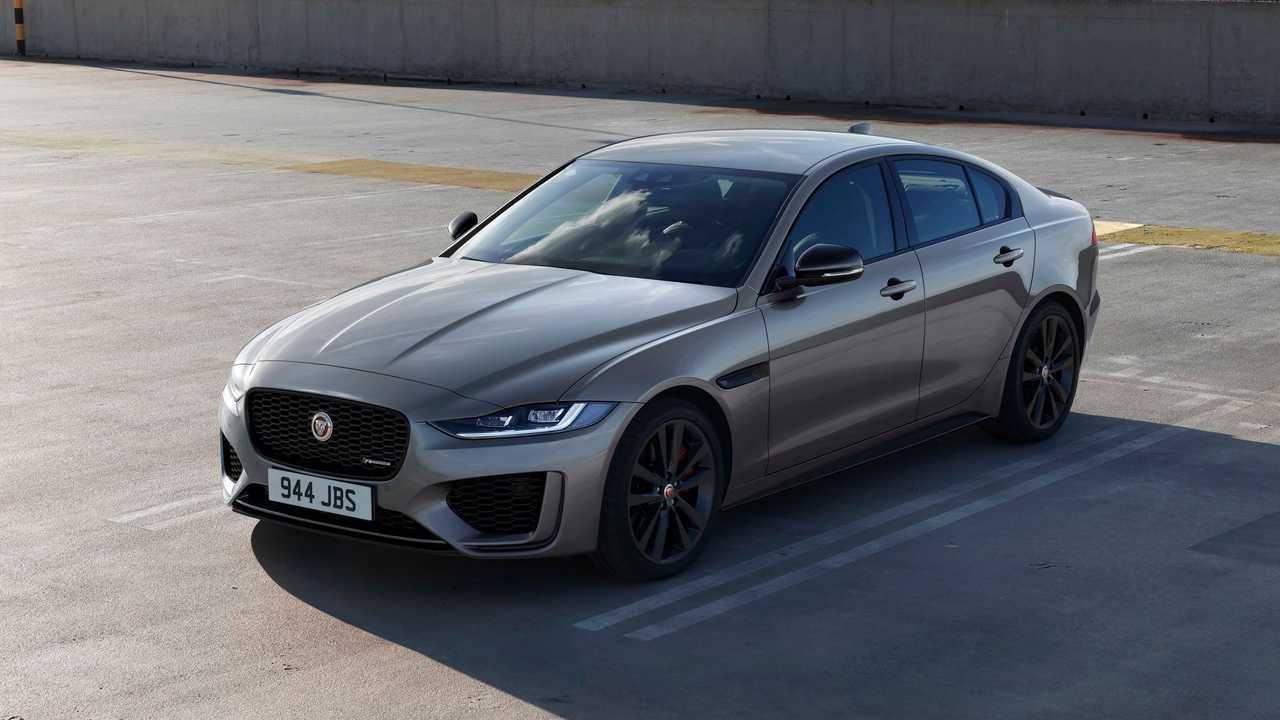 nuova Jaguar XE 2021