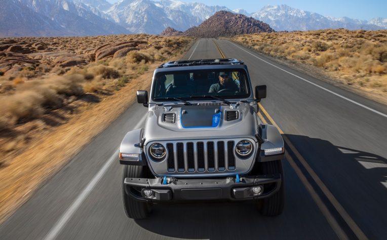 nuova Jeep Wrangler 4xe 2021