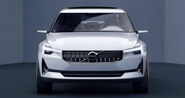nuova Volvo V40 concept