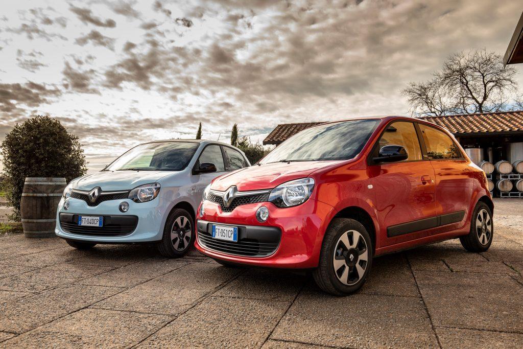 Renault Twingo Gpl Nelle Due Versioni Duel E Duel Fleet Magazine