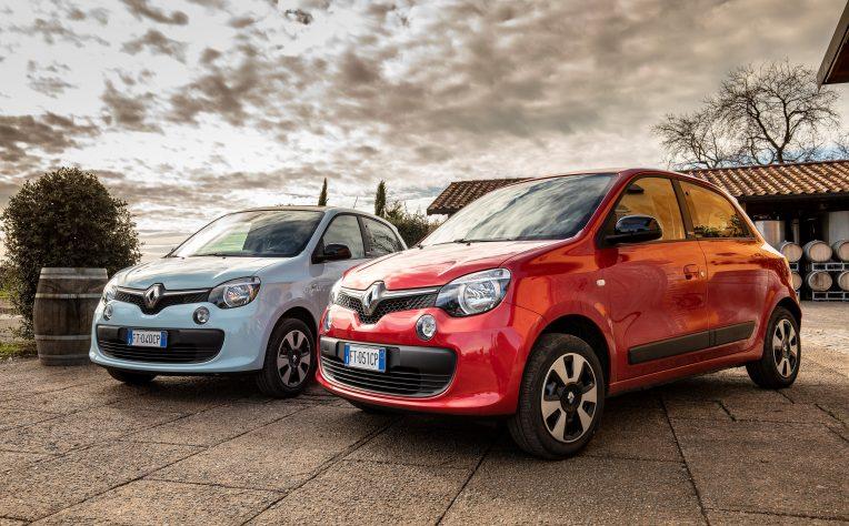 Nuova Renault Twingo GPL nelle versioni DUEL e DUEL2