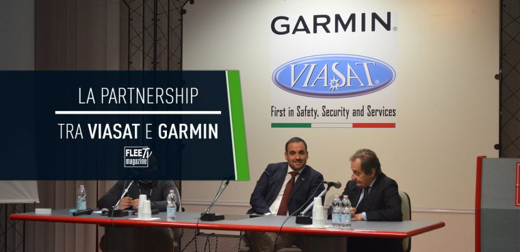Partnership Viasat Garmin