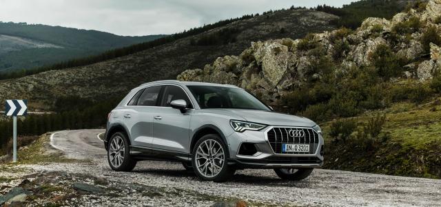 prezzi nuova Audi Q3 2019
