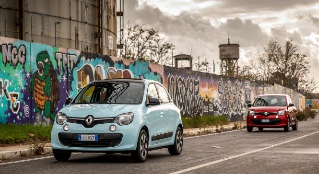 Renault Twingo GPL nelle versioni DUEL e DUEL2
