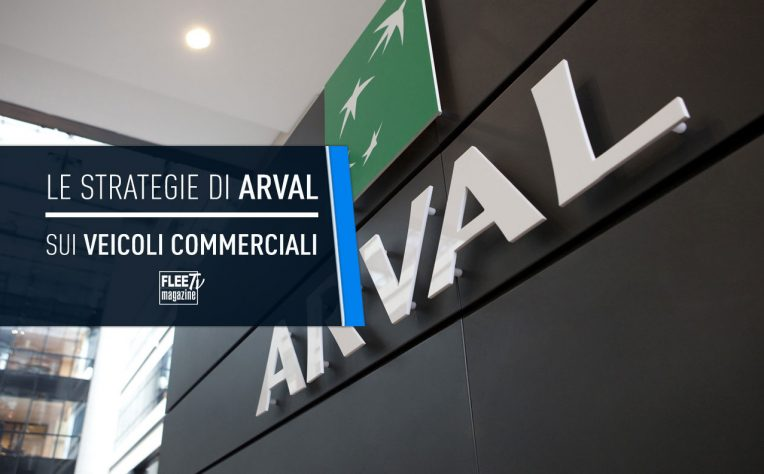strategie Arval veicoli commerciali