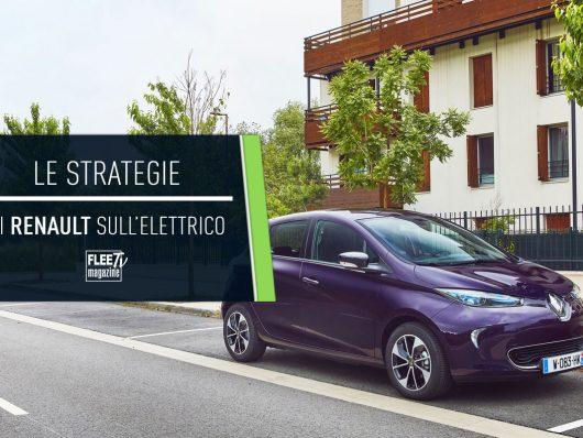 Le strategie sull'elettrico di Renault