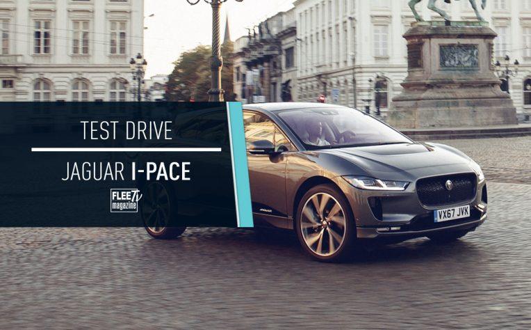 test drive Jaguar I-Pace