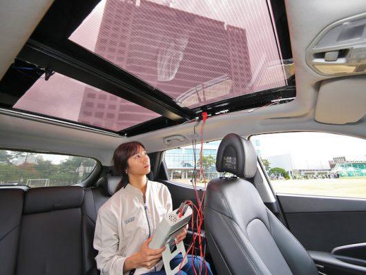 tetto fotovoltaico Hyundai