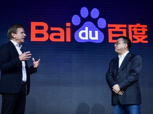 Volvo Cars e Baidu: partnership per lo sviluppo della tecnologia a guida autonoma