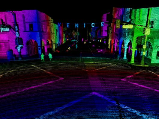 Volvo Cars e Luminar al Salone di Los Angeles 2018: per la guida autonoma il sensore LiDAR