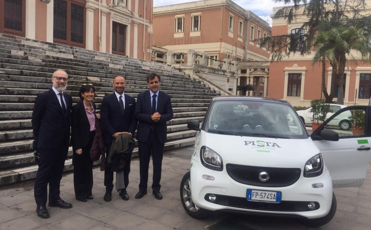 Car sharing a Messina