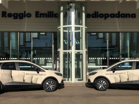 Il servizio di noleggio a breve termine di Ariel Car a Reggio Emilia