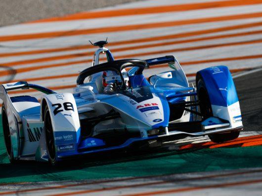 Guida Formula E 2018-2019