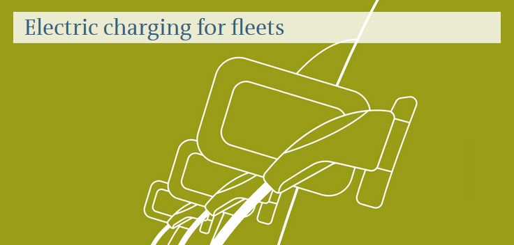 Ricarica elettrica per flotte aziendali