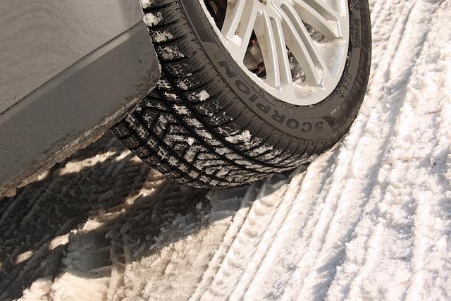 Gomme Pirelli Scorpion invernali