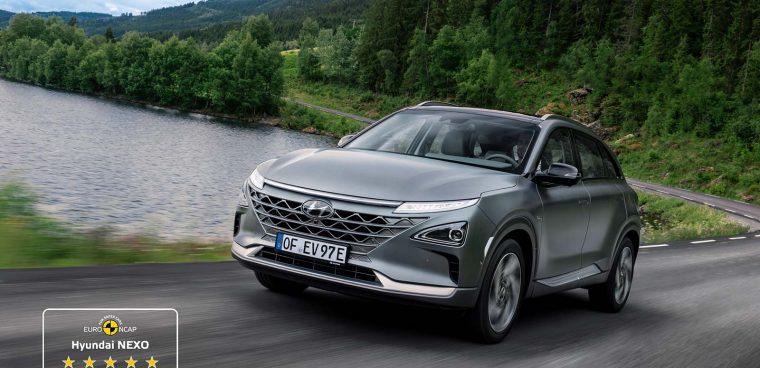 Hyundai NEXO Suv
