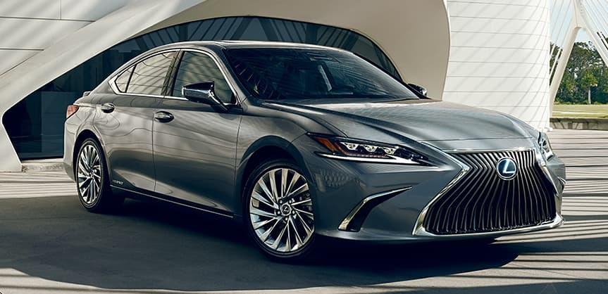 Lexus Es ibrida