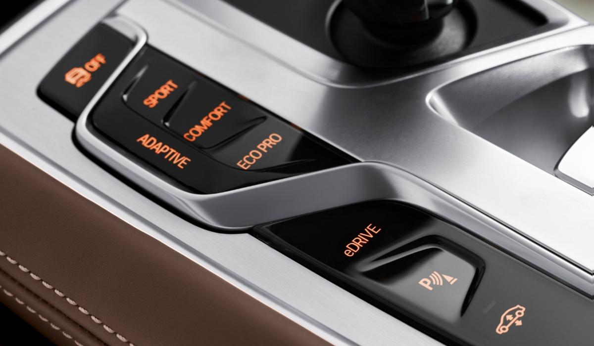 Modalità di guida BMW