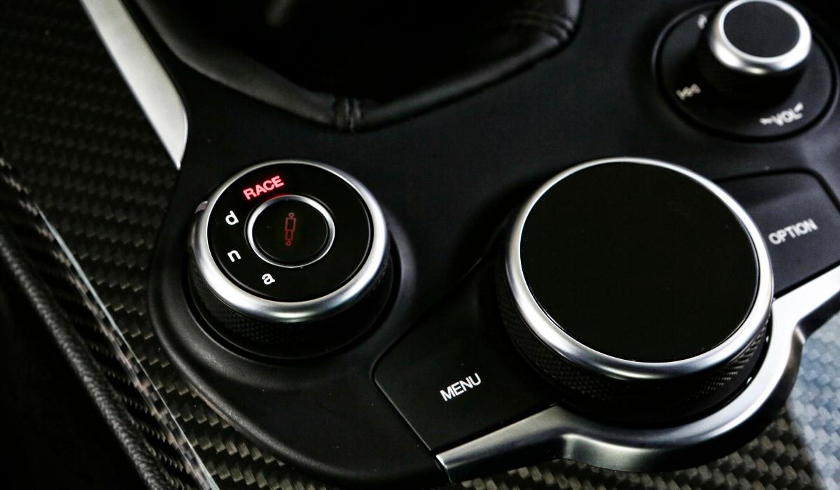 Modalità di guida Alfa Romeo