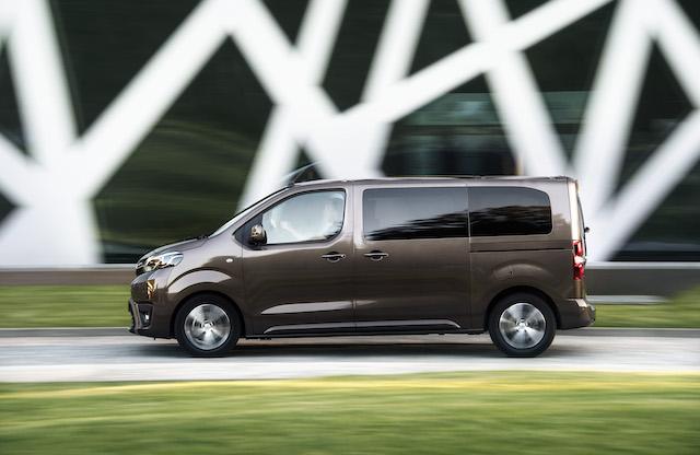 Motori di Toyota Proace Verso 2019