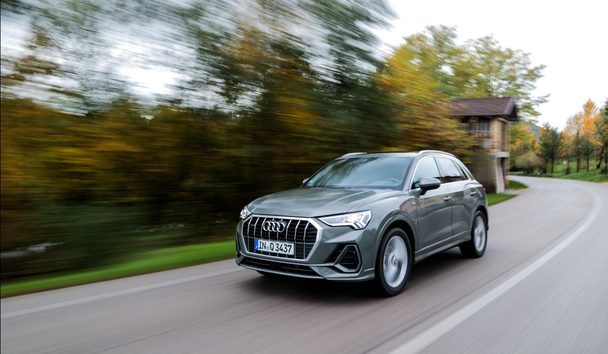 Nuova Audi Q3 2019