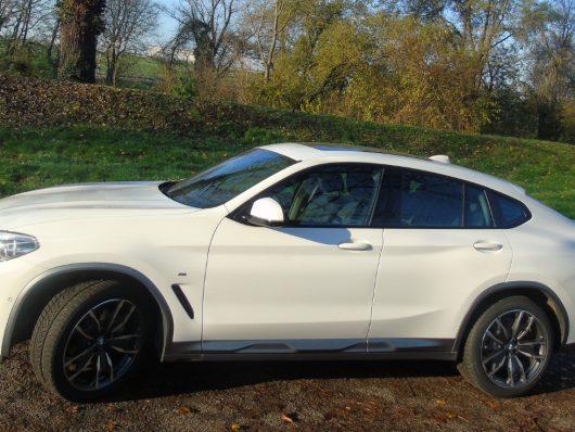 Nuova BMW X4 2019