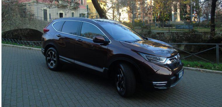 Nuova Honda CR-V 2019