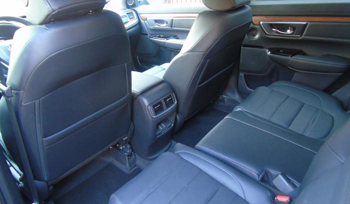 Nuova Honda CR-V 2019 interni