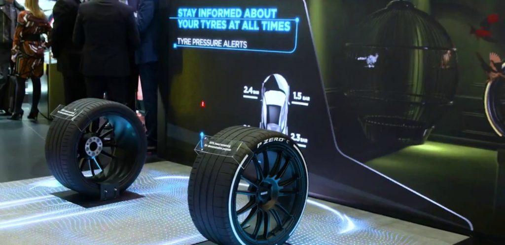Pirelli Cyber Fleet gestione pneumatici