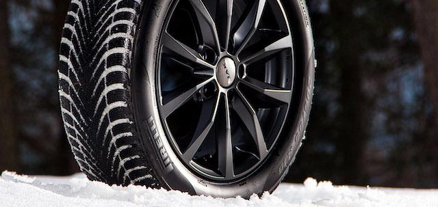 Pirelli gomme invernali
