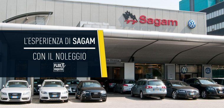 Sagam noleggio lungo termine