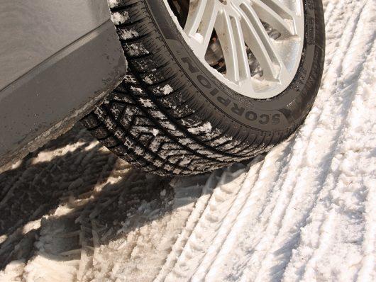 Sicurezza gomme invernali Pirelli