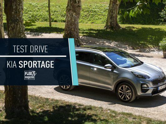 Test drive Kia Sportage