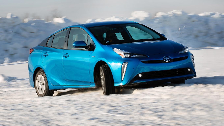 Toyota Prius trazione integrale