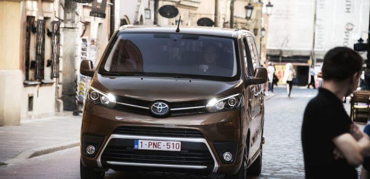 Toyota Proace Verso 2018