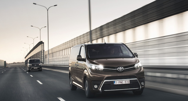 Toyota Proace Verso MY2018