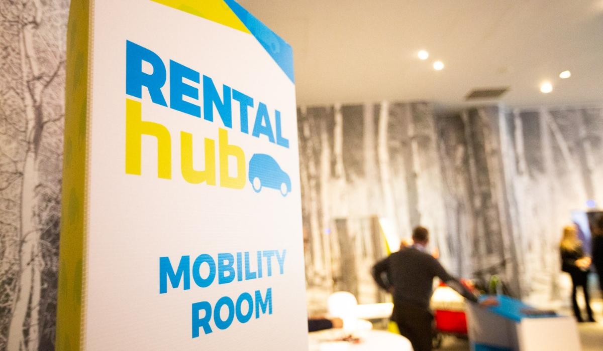 Rental Hub dealer noleggio Trivellato