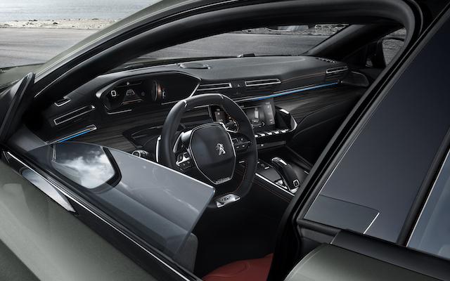 Uscita di nuova Peugeot 508 SW 2019